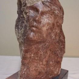 La MadeleineAlbâtre25cm x 20cm x 20cm