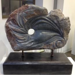 Légende et création,Pierre Stéatite/serpentine du Zimbabwe