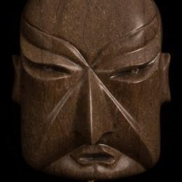 RegardPierre de St-Marc Dernière d'une série de trois sur l'évolution de l'homme, cette sculpture  porte un Regard désenchanté sur l'avenir de l'Homme et de la planète.