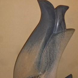 EssorOpal stone du Zimbabwe66 x 41 x 20 cm