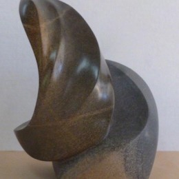 Toujours plus hautOpal stone du Zimbabwe25 x 20 x 17 cm
